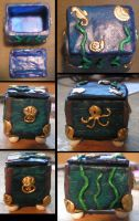 Mermaid Treasure Chest by Izile