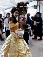 Beauty and the Beast - Anime Boston 2014 by DantesTobari
