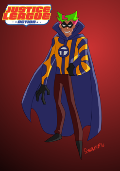 JL Action: Trickster! by Scrap-Witch