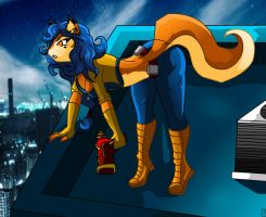 Carmelita Fox by killer99