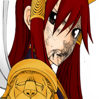Erza Scarlet Chapter 322 by AliceTweetyx2