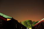 ISS over CampZone 2014 by pjman