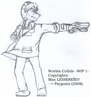 Worlds Collide -WIP 1- by 44thwindsword
