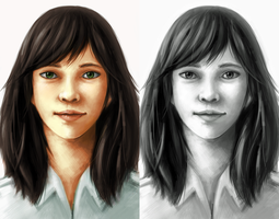 Realism Practice by Mimint