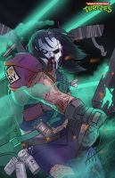 Casey Jones TMNT by SuperWheatley