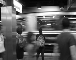 Commuting in Motion by SupremeSonnapony