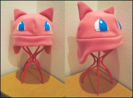Mew Hat by IchigoKitty