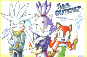 Team Outcast by General-RADIX