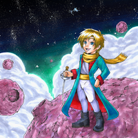 [COMMISSION] The Little Prince by kurisart