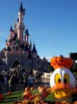 Halloween in Disneyland by sirena-pirey