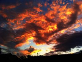 Clouds on Fire by project3