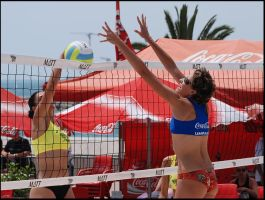 Beach Volley : One by danideluxe
