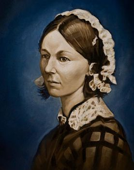 Florence Nightingale by PaulPalckoArt