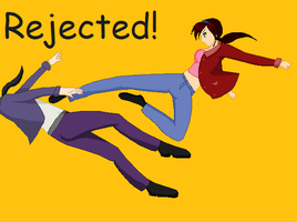 AcexLana: Rejected! by tifafenrir09