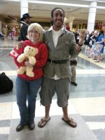 MegaCon 2011 - Canada and Cuba by PandaTeddy