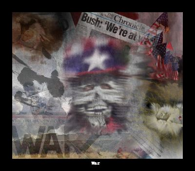 WAR by TheSocialFatality