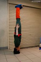 Literal Headstand by artryan18
