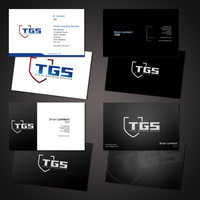 TGS Business cards by Moombax