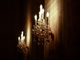 Chandelier by LongbowPrincess