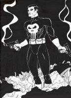 Punisher: Armed and Dangerous by montes-h