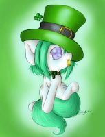 Irish Ghosty by SpectralPony
