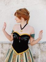 Princess Anna by Alinechan