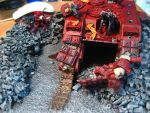 Crashed Land Raider Finished 1 by shortsonfire79