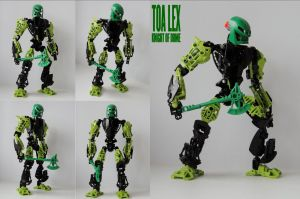 Toa Lex by Tails-N-Doll
