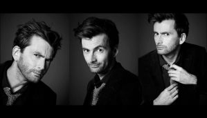 David Tennant Desktop by glasgowgrin12