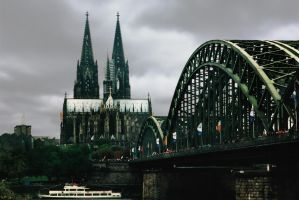 Germany - Koln by touch-the-flame