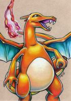 Charizard by bryancollins