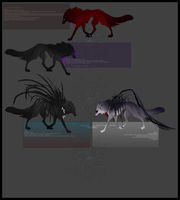 My own Character Reference Sheet by xXNamaste