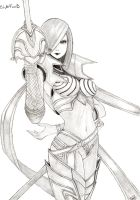 Fiora by Ed-Artwood