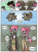Mousetrap comic fourth by ChaloDillo