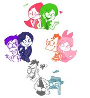 Pnf Couplessss by melancho-lea