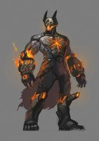 stove demon by unded