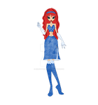Dya Magix (or Magic Winx) outfit by HeartStorm4ever