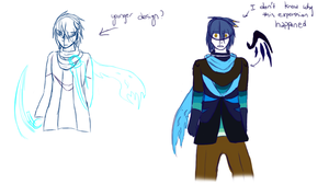 Character Concept - RWBY OC??? by Hollowed-Chimera