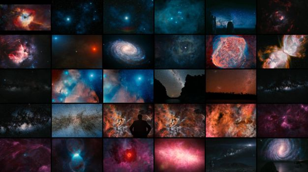 Cosmos: A Spacetime Odyssey Wallpapers by AlliBear17