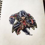 Assassin's Creed Rogue by Vauz