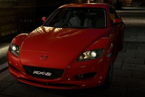 Mazda RX-8 (2009) by batmantheboss