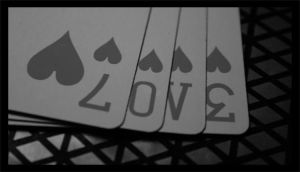 Love is just a game. by Sjarlotte