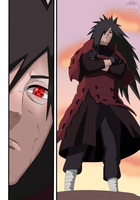 True Madara by MaRaYu9