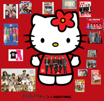 Hello Kitty is a Directioner by iluvlouis
