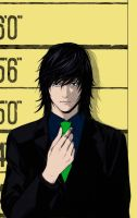 death note character male by AzuraSword