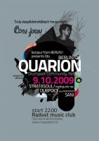 Quarion poster by wladko