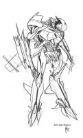 Jose Lopez's Staracream Prime Concept Art by TheLordandtheRing