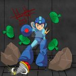megaman hard die by MRoJACK