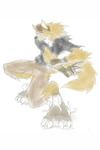 Abandoned Fox Tf Colored by V8Arwing67