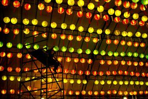 Chinatown Lights by GeorgeGS